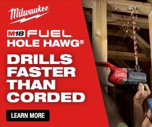 milwaukee drills faster
